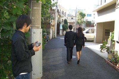 探偵・新橋の浮気調査素行調査